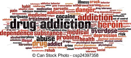 Image -addiction drug