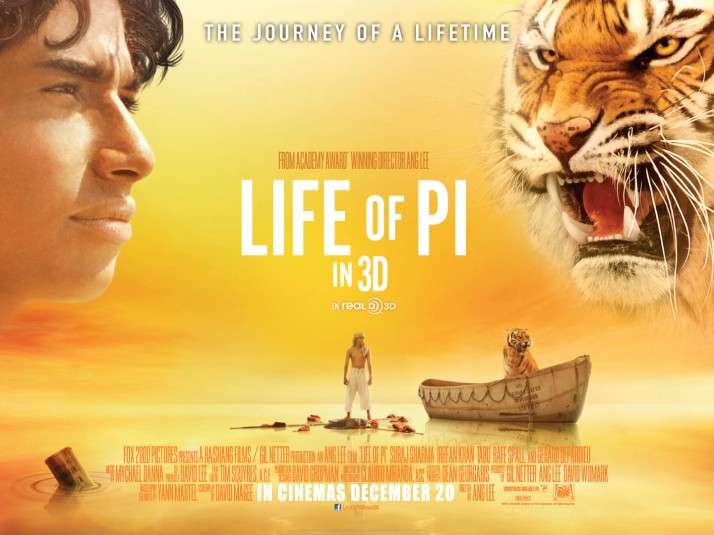 Image -movie Life of Pi