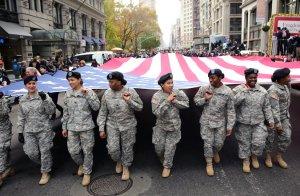Image -veteran women in NY