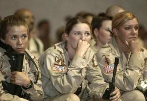 Image -veteran women in uniform