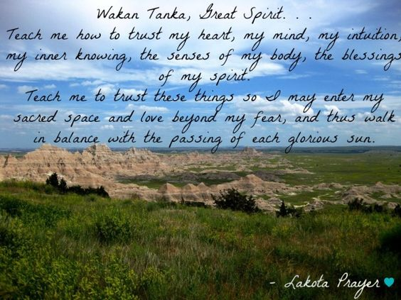 Image -Lakota Prayer #3