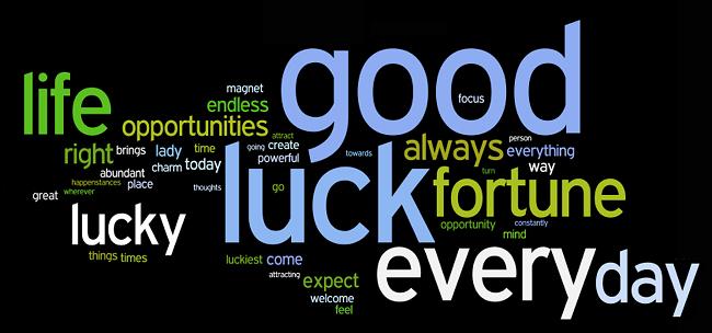 Image -good fortune